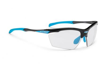 RP okulary Agon czarno-niebieskie ImpX2 black