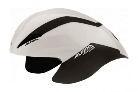 ALPINA kask ELEXXION TT White Black