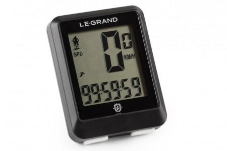LE GRAND licznik rowerowy C11 Black