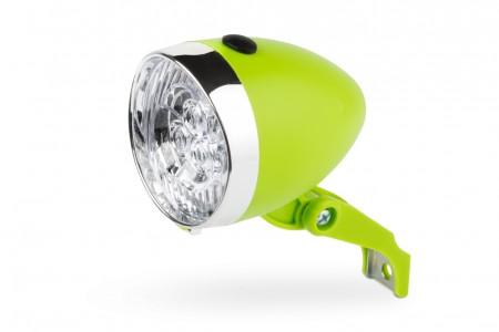 LE GRAND lampka przednia Sunlight II Green