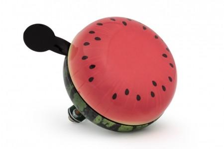 LE GRAND dzwonek rowerowy XXL Gong Red Green