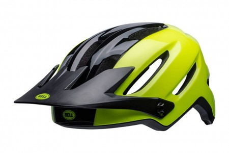 BELL kask 4Forty Matte Gloss Retina Sear Black