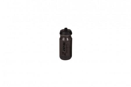ZEFAL BIDON SENSE GRIP 65 SMOKED BLACK WITH BLACK PRINT 0,65L