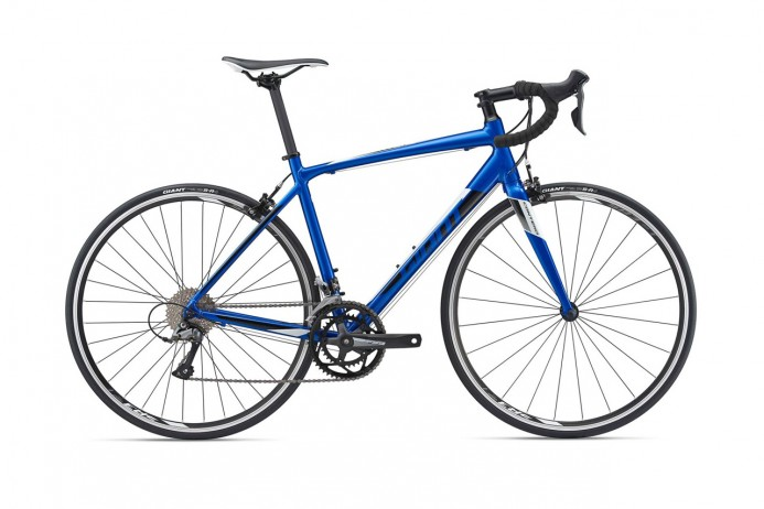 GIANT Contend 2 Blue Black White