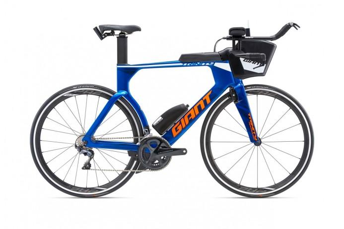 GIANT Trinity Advanced Pro 2 Blue Orange White