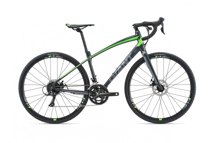 GIANT AnyRoad 2 Graphite Green