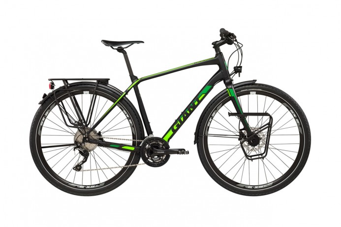 GIANT ToughRoad SLR EX Black Green