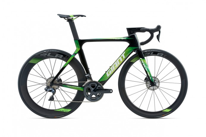 GIANT Propel Advanced Pro Disc Carbon Green White