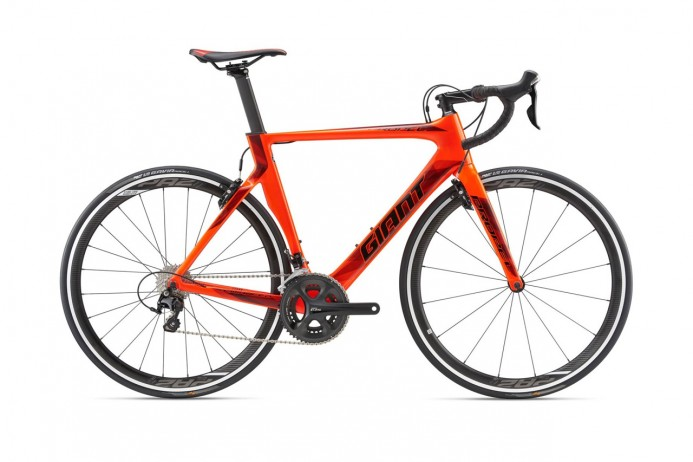GIANT Propel Advanced 2 Red Black