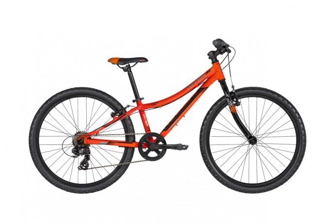 "KELLYS Kiter 30 koło 24"" Neon orange"