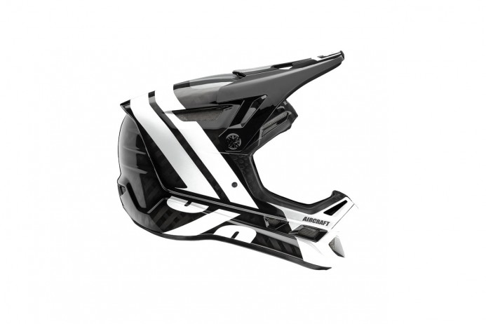 Kask 100% AIRCRAFT CARBON MIPS Nightfall
