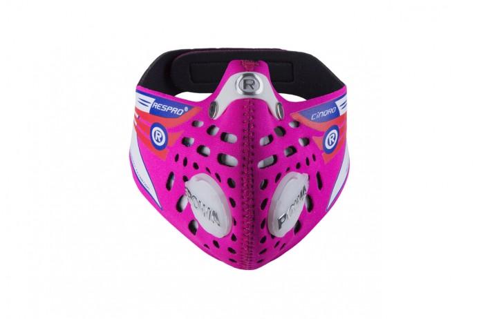 RESPRO maska przeciwsmogowa (przeciwpyłowa) Cinqro Pink