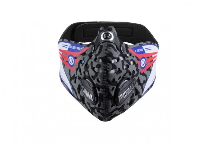 RESPRO maska przeciwsmogowa (przeciwpyłowa) Cinqro Camo