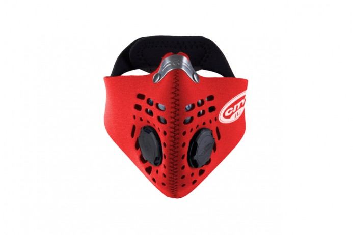 RESPRO maska przeciwsmogowa (przeciwpyłowa) City Red