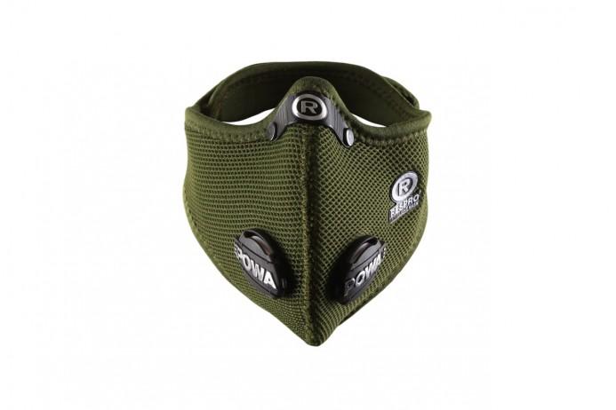 RESPRO Ultralight maska przeciwsmogowa Green