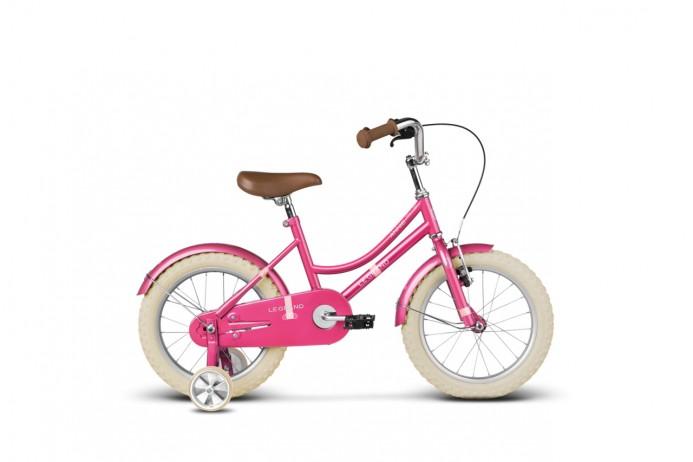 """LE GRAND Annie koło 16"""" Pink"""