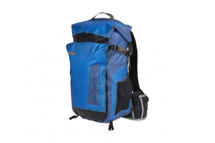 39e7a60b84512 ORTLIEB plecak track 27L Ocean blue-Steel love