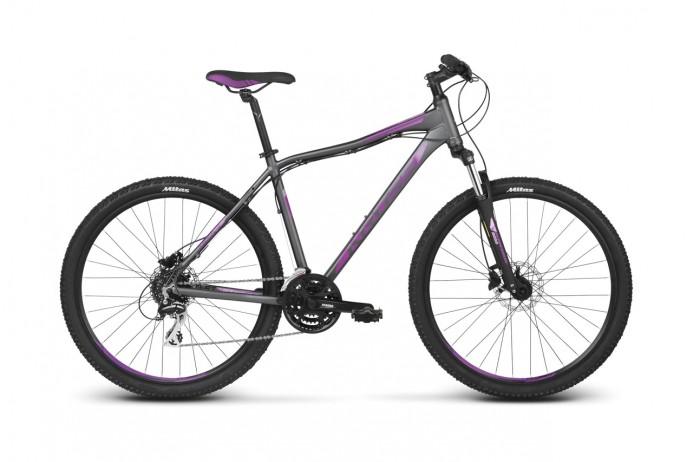 "KROSS Lea 5.0 koło 27,5"" Graphite Purple"