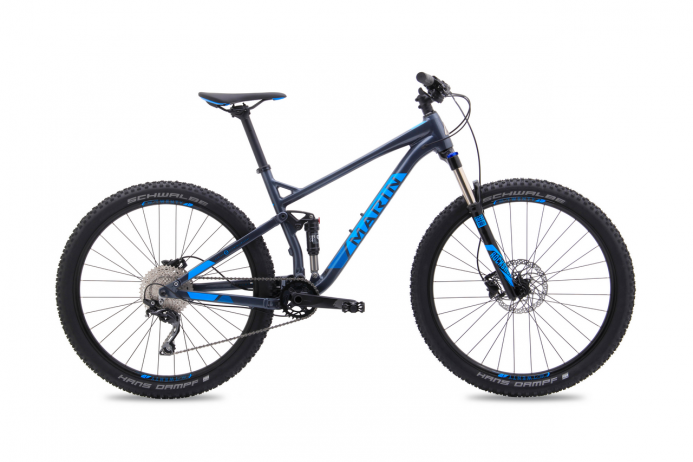 "MARIN Hawk Hill koło 27,5"" Dark Blue 2018"