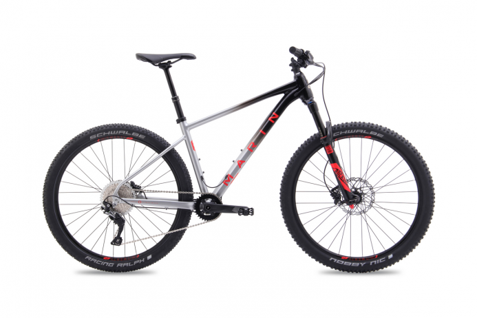 "MARIN Nail Trail 7 koło 27,5"" Black Red 2018"