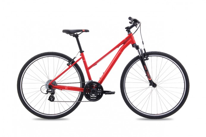 MARIN San Anselmo DS 1 Gloss Red 2018