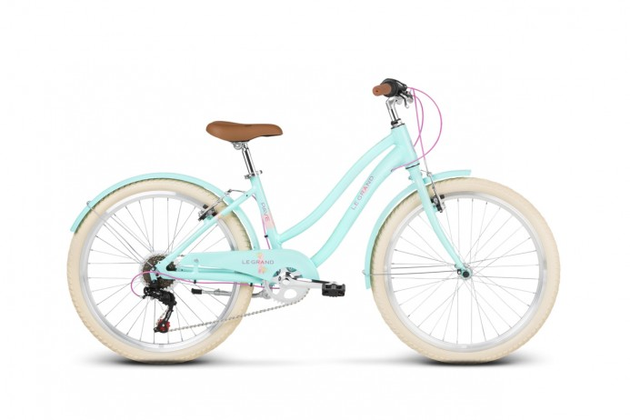 "LE GRAND Pave Jr koło 24"" Willow green"