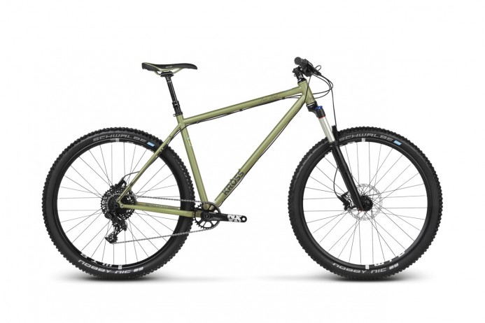 "KROSS Pure Trail koło 29"" Khaki"