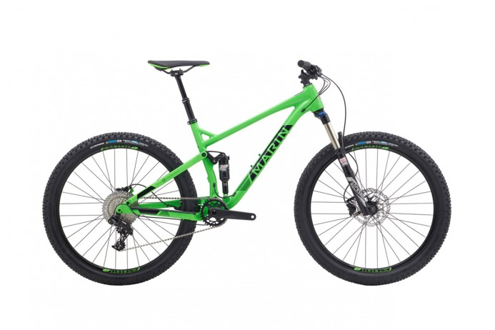 "MARIN Hawk Hill 2 koło 27,5"" Gloss green 2018"