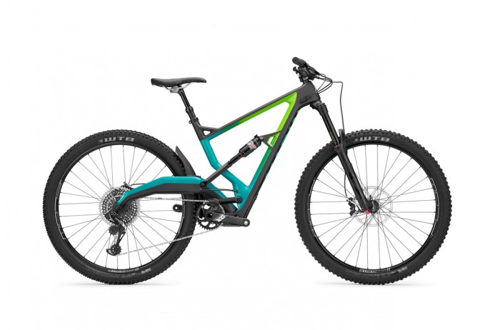 "MARIN Wolf Ridge 9 koło 29"" Black Blue Green 2020"