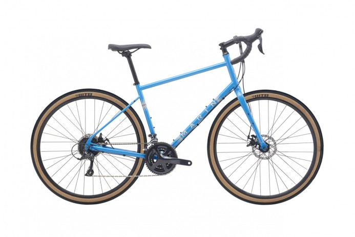 "MARIN Four Corners koło 28"" Gloss Blue 2018"