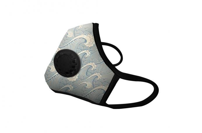 VOGMASK WAVES N99 CV maska antysmogowa