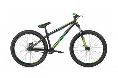 Rower DARTMOOR Gamer Koło 26' Black Forest Green 2019