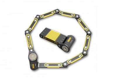 ONGUARD Zapięcie rowerowe Heavy Duty Link Plate Lock K9 112,5cm