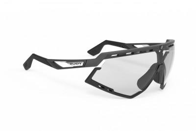 RUDY PROJECT okulary Defender G-Black / Black - Impact X 2 Black