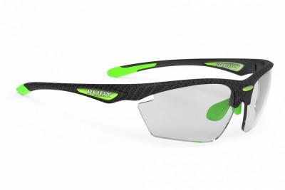 RUDY PROJECT okulary STRATOFLY CARBONIUM - IMPACTX PHOTOCHROMIC 2BLACK