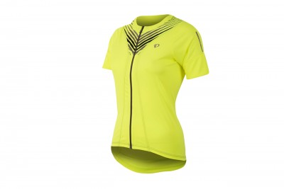PEARL IZUMI Lady Select K/R Screaming yellow whirl