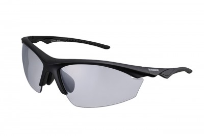 SHIMANO Okulary EQX2PH Mat Black / Black