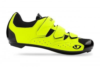 GIRO buty szosowe Techne Highlight yellow