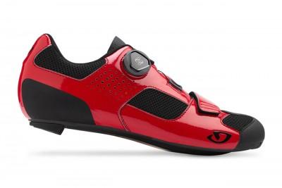 GIRO buty szosowe Trans Boa Bright red Black
