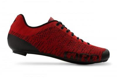 GIRO buty szosowe Empire E70 Knit Bright red Dark red