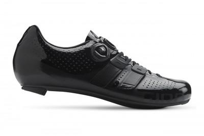 GIRO buty szosowe Factor Techlace Black