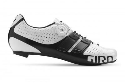 GIRO buty szosowe Factor Techlace HV+ White Black
