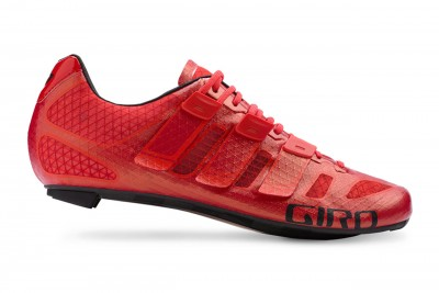 GIRO buty szosowe Factor Prolight Techlace Red