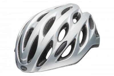 BELL kask Tracker R matte Silver Titanium