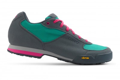 GIRO buty Petra VR Turquoise Bright pink