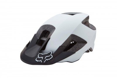 FOX kask RANGER White Black