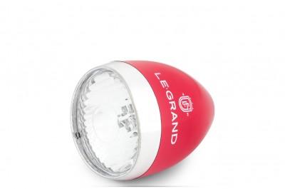 LE GRAND Lampka Przednia Sunlight Red