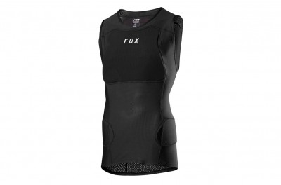 FOX koszulka z ochraniaczami Baseframe Pro JSY black 2019
