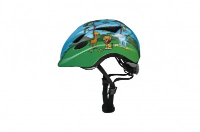 KROSS kask Abus Anuky Green Blue