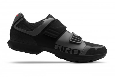 GIRO Berm Dark Shadow Black 2019